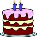 Bolo de aniversario desenho sonhar com bolo 120x120 Bolo de Aniversário