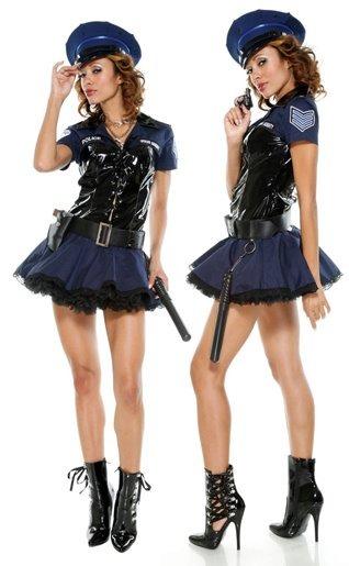 fantasias para carnaval 2013 policial feminina Fantasias de carnaval femininas