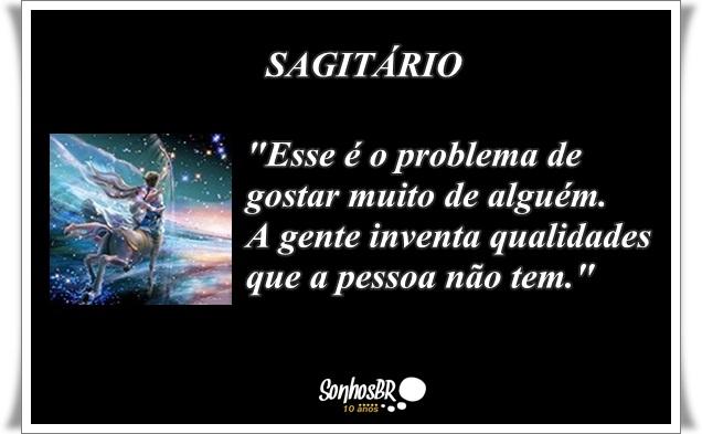 Signo De Sagitário Frase