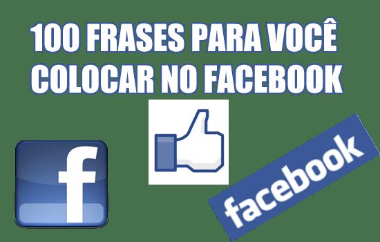 100 Frases Para Facebook