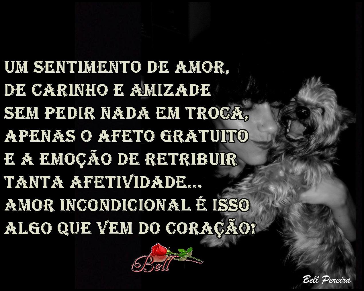 Frases De Amor Incondicional 3 A: Frases Amor Incondicional Animal