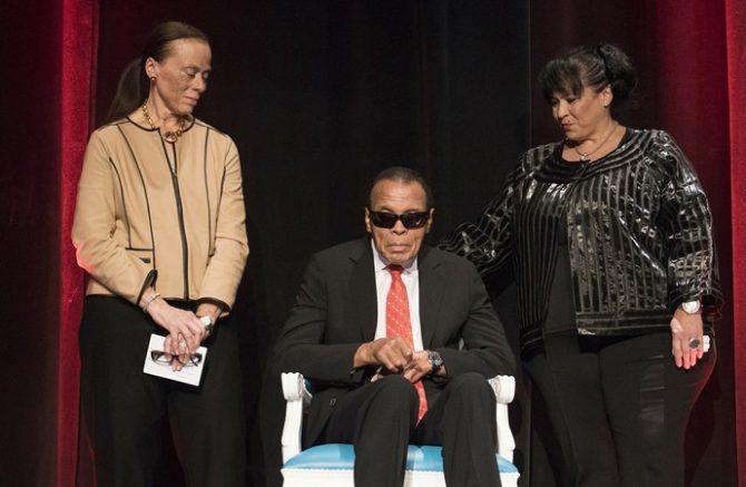 Depois de 32 anos, Ali enfim perdeu a luta para o Mal de Parkinson (Foto: Divulgação/Universidade de Louisville)