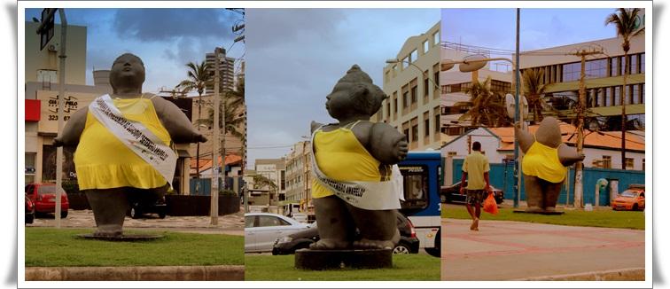 As Gordinhas apoiaram a Campanha do Setembro Amarelo.