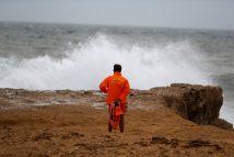 Espanha e Portugal se preparam para a chegada do furacão Leslie, o mais forte em 76 anos